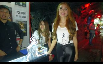 DClub Pattaya opening night video