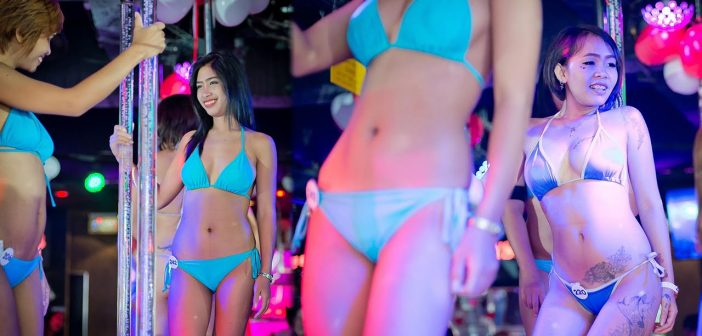 Girls at Crystal Club Pattaya