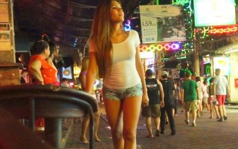 Ladyboy Bars in Walking Street
