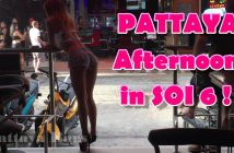 Afternoon in Soi 6 Pattaya