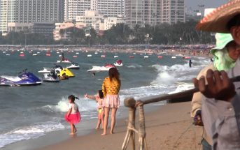 Pattaya Beach 2014