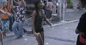Pattaya Girls Songkran 2009