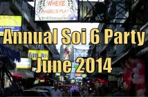 Soi 6 Annual Party