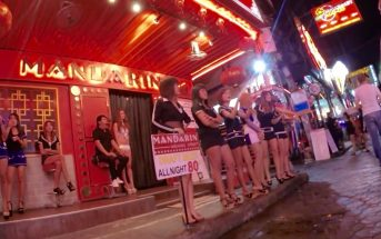 Walking Street Pattaya October 2014